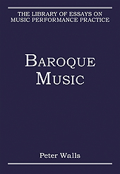 Baroque Music cover